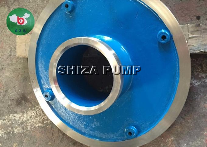 Industrial Throatbush A05 Sand Pump Parts Blue / Yellow E4083 Wear Resistant