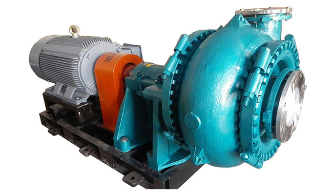 6 / 4D - G Sand Pumping Equipment Diesel Drive For Sand Mining And Clearing River Channels