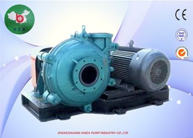 China 250mm Outlet Cantilevered Horizontal Centrifugal Sand Slurry Pump For Metallurgical supplier