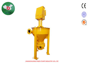 China Full Model Centrifugal Slurry Froth Pump,Vertical Slurry Pump Abrasion Resistant supplier
