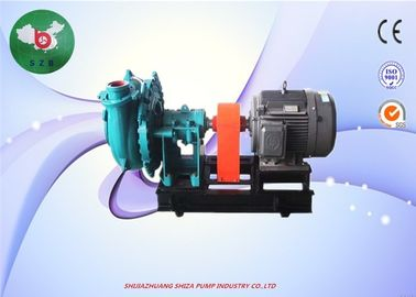 China Portable Gold Dredge Sand Pumping Equipment 6 / 4D - G pump For River Dreding supplier