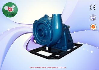 China High Head River Mud Sand Suction Pump Diesel Engine Diven Used In Gold Minerals supplier