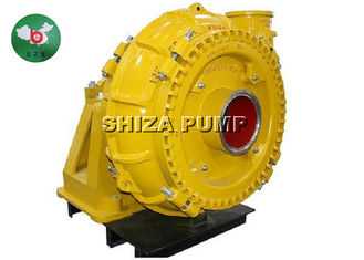 China High Chrome A05 Sand Gravel Pump , Cutter Suction Centrifugal Sand Pumping Machine supplier