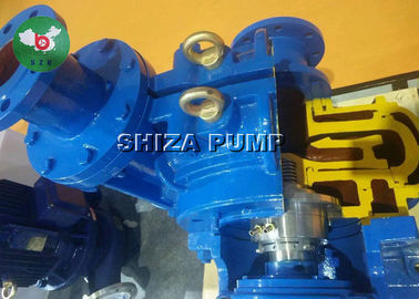 China Concentrate Single Suction Centrifugal Pump , Diesel Suction Pump For Mining Washing factory