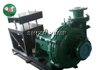 China Mud Transfer Single Stage End Suction Centrifugal Pump Fly Ash Wear Resistant factory