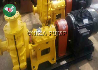 China Mud Transfer Slurry Transfer Pump Single Stage End Suction Wear Resistant supplier