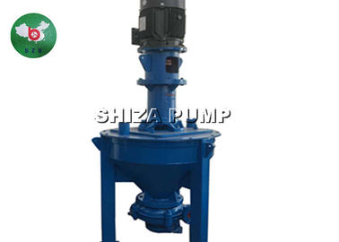 China Rubber Lined Foam Concentrate Transfer Pump For Paper Flotation Processing 2QV - AF supplier