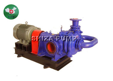 China Horizontal Direct Coupling Filter Press Feeding Slurry Pump , Slurry Feed Pump ISO9001 factory