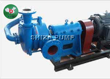 China High Pressure Electric Industrial Dewatering Pump For High Density Slurry Horizontal supplier