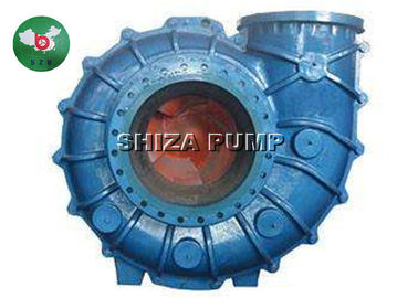 Single Suction Abrasive Industrial Sludge Pump For FGD System Ow Vibration