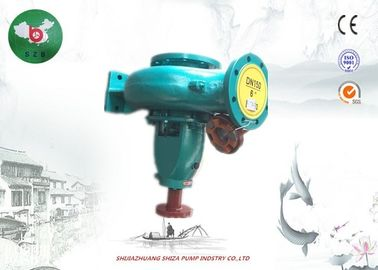Single Centrifugal Heavy Duty Slurry Pump For Fire Control / Agricultural Irrigation