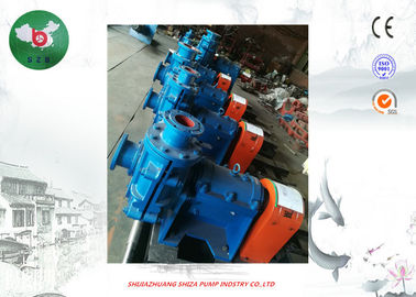 China Wear Resistant Horizontal Centrifugal Slurry Pump , Construction Diesel Water Pump supplier