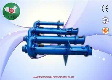 China 40 mm Discharge Vertical Slurry Pump , Submersible Industrial Sump Pump supplier