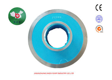 China Throatbush F6083 OEM Slurry Pump Parts ,Rubber A48 Cover Plate Liner Insert supplier