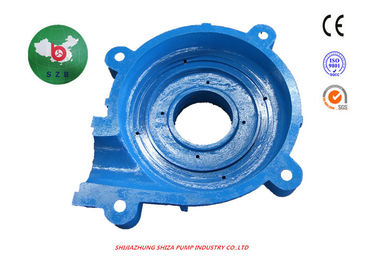 China AH AHR M HH Slurry Pump Parts , Gray Ductile Cast Iron Frame Cover Plate Liner supplier