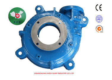 China Centrifugal Closed Slurry Pump Parts High Chrome White Iron Or Steel For 6 / 4 E supplier