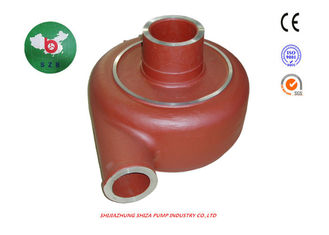 China Heavy Duty Centrifugal Metal / Rubber Pump Parts Low Power Consumption AH / HH supplier