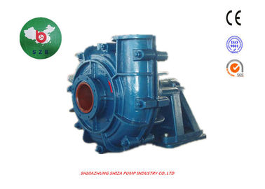 Big Discharge High Chrome Slurry Pump Wear - Resistant Celow Wear Rate