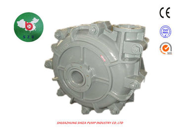 China Coupling / Belt Driven Large Heavy Duty Sludge Pump For Delivering Corrosive supplier