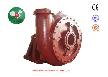 China Rubber lined centrifugal copper mine slurry pump model 16 / 14TU - AH supplier