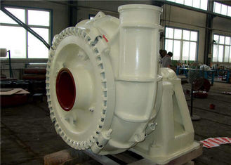 China High Chromium Alloy High Head Gravel Pump For Delivering Big Soilds supplier