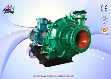 China High Chorme White Iron Horizontal Centrifugal Slurry Pump For Mineral Processing factory