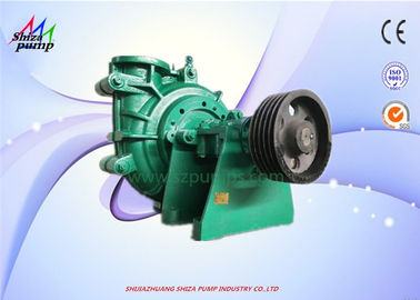 China Metal Slurry Transfer Pump For Ore Dressing Plant 4 Vanes Of Impeller supplier