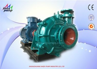 China 100ZJ Metal Liner Centrifugal Slurry Pump For Slag Handling In Power Plant factory