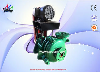 China AH Series 1 Inch Discharge Centrifugal Slurry Pump Horizontal For Mineral Processing supplier