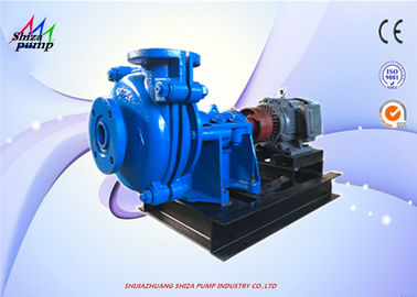 China High Chrome Alloy A05 AH Slurry Pump Heavy Duty For Mineral Processing supplier