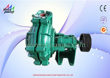 China High Chromium Alloy Small Sludge Pump Coal Washing Pump Heavy Duty 8 / 6 E - AH supplier