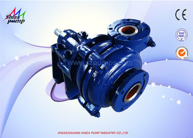 China High Concentration Centirfugal Sand Slurry Pump 60 Kw For Metallurgical , Coal supplier