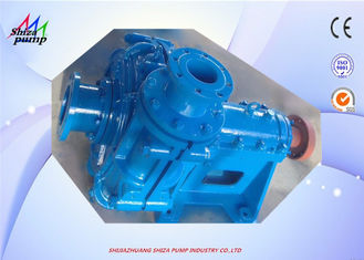 China Metal Horizontal Centrifugal ZJ Series Slurry Pump For High Concentration Medium supplier