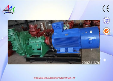 China Mining Wear-Resistant Industrial Horizontal Centrifugal Slurry Pump 200ZJ-A70 supplier