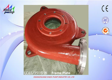 China LC65 - 35 Metal Frame Plate , Interchangeable Spare Parts For Acidic Slurry supplier