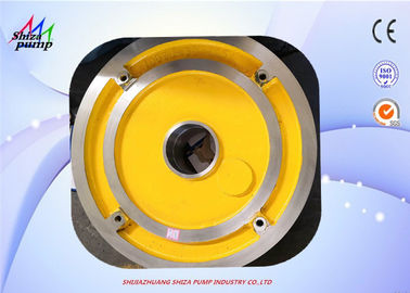 China Rubber / Metal Frame Plate Liner Insert , Slurry Pump Spare Parts 100ZJ-A50 supplier