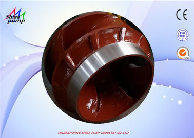 China Hard Metal Slurry Pump Parts , 550DT-A75 OEM Slurry Pump Impeller Replacement A05 factory