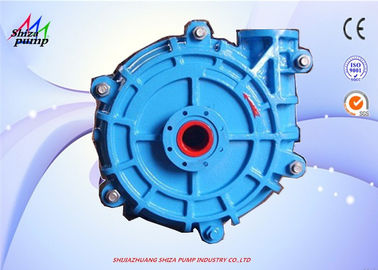 China 12 - 10ST - AH Heavy Duty Slurry Pump, Large Flow Pump,Wear Resistant Metal Replaceable Liner supplier