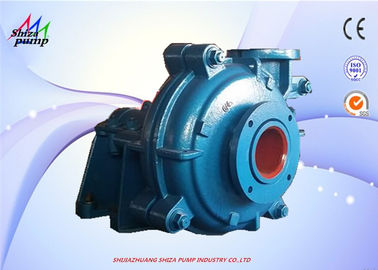 China High Pressure AH Slurry Pump , Industrial Sludge Pump For Mining Industry 6/4 AHr supplier