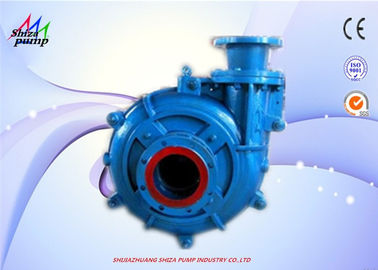 China Chrome Alloy A05 Horizontal Gear Pump Wear Resistant Slurry Pump 150ZGB supplier