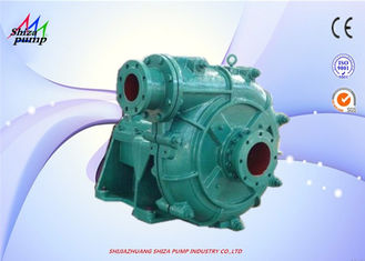 China ZJ Sea Water Slurry Transfer Pump Single Stage For Mining Solid Particles supplier