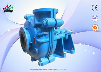 China 4 / 3 Inch Lime Diesel Engine Driven Centrifugal Pump Mini Mining With Ground Coal supplier