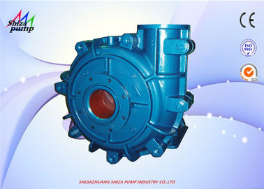 China Solid Centrifugal Mining Heavy Duty Slurry Pump By Closed Impeller Over 100m Head supplier
