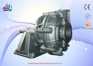 China Horizontal Mud Ash Heavy Duty Slurry Pump With Iron Ore Volcanic supplier