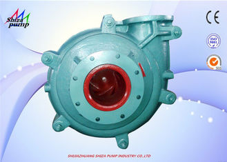 250mm Centrifugal Sand Minerals Pumps For Mining Industry Long Working Life