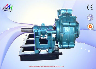 China High Chrome Solid End Suction Water Pump For Minerals Flotation Processing SZ factory