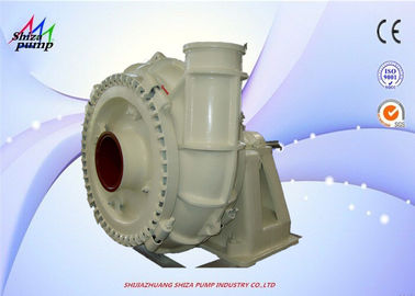 China 14 / 12 Sand Gravel Pump , Mud centrifugal dewatering pump for Mining Single Casing supplier