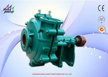 China Abrasion Resistant Centrifugal Slurry Pump White High Chrome Alloy A05 Materials factory