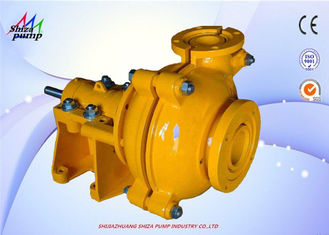 China Ash Removal Centrifugal Slurry Pump Horizontal Type For Coal Washing Plant factory