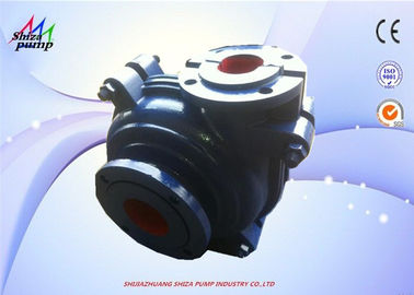 China 2 / 1.5 B - AH Metal / Rubber Lined Pumps With Multiple Driving Methods factory